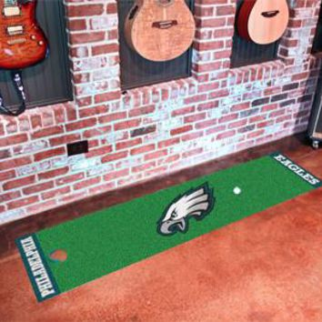 Philadelphia Eagles Putting Green Mat