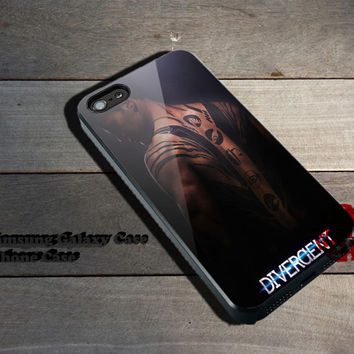 Divergent Tatoo iPhone 5/5S/5C/4/4S, Samsung Galaxy S3/S4, iPod Touch 4/5, htc One X/x+/S Case