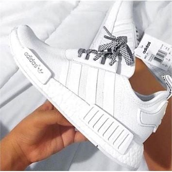 Adidas NMD Women Trending Running Sports Shoes