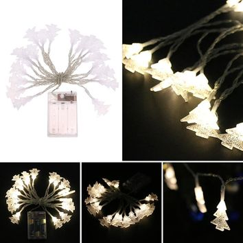 20 LED String Light Lamp Christmas Tree Decoration Wedding Party Outdoor Decoration Lamp Christmas Decoration for Home
