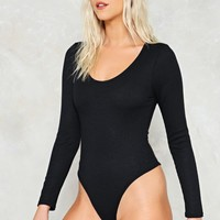 Action Talks Bodysuit