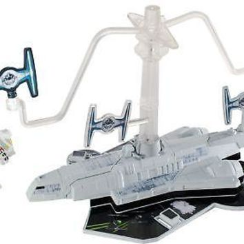 Hot Wheels Star Wars Starship Rebels Transport Attack Play Set