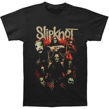 Slipknot Men's  Come Play Dying T-shirt Black