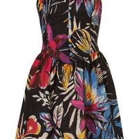 Tropical Rhianna Dress by Motel** - Studio Brands - Dresses - Clothing - Topshop USA