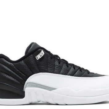 "Air Jordan XII ""Playoff Low"""