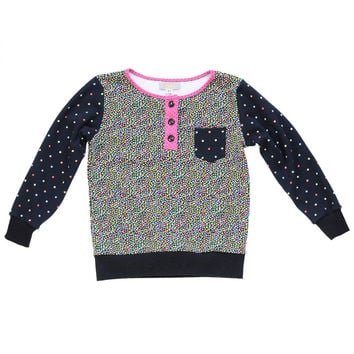 Candy Confetti Knit Top | Girls Size 5