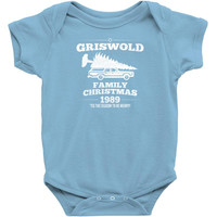 Griswold Family Christmas Baby Onesuit
