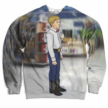 Walmart Yodeling Boy Sweater