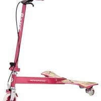 Razor PowerWing Caster Scooter - Sweet Pea