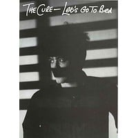 The Cure Let's Go to Bed Poster 24x33