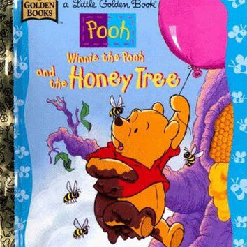 Winnie the Pooh and the Honey Tree (Little Golden Books)
