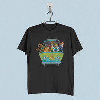 Men T-Shirt - Scooby Doo Mistery Machine