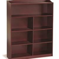 5 Shelf Bookshelf Cherry