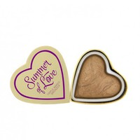 I ♡ Makeup Blushing Hearts-Summer of Love Bronzer