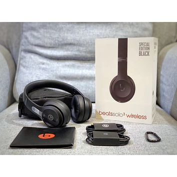 Beats solo3 wireless Headphone wireless bluetooth headset