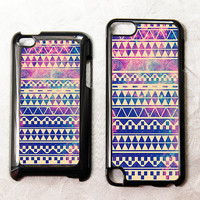 Aztec Pattern iPod Touch 4 Case, iPod touch 5 Cases, iPod touch 5G Cover,Case for iPod touch 4 5