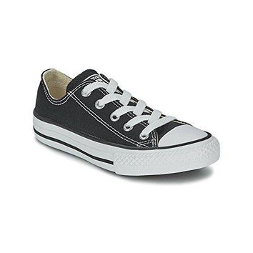 Converse All Star Low Black White Kids Youth Shoes 3J235 Sneakers cb33cdd125a3