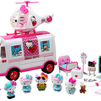 Jada Toys Hello Kitty Rescue Set