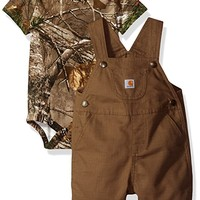 Baby Boys' Short Sleeve Shortall