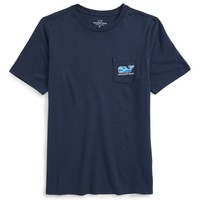 Vineyard Vines Marlin Whale Pocket T-Shirt (Toddler Boys, Little Boys & Big Boys) | Nordstrom