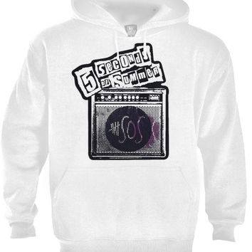 5 second of summer 5sos band music Hoodie