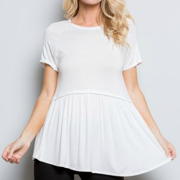 True Love Top - Ivory