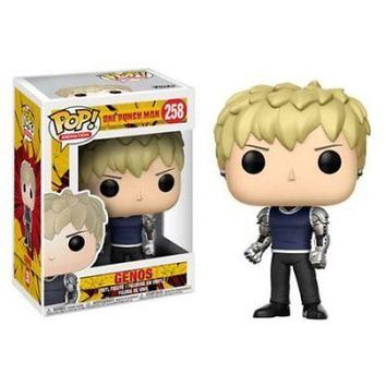 Funko Pop Anime: One Punch Man-Genos