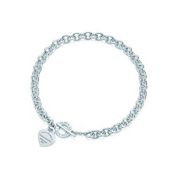 Tiffany & Co. - Return to Tiffany®:Heart TagToggle Necklace