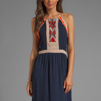 Alice by Temperley Long Sovereign Silk Dress in Fuchsia Mix from REVOLVEclothing.com