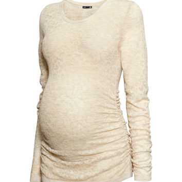 H&M - MAMA Fine-knit Sweater