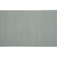 BASIC DIAMOND INDOOR/OUTDOOR RUG - BLUE