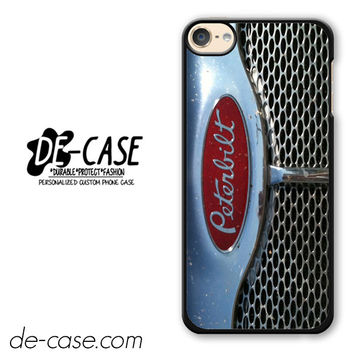 Truck Peterbilt DEAL-11410 Apple Phonecase Cover For Ipod Touch 6