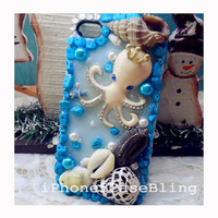 unique iphone 5 case - octopus iphone 5 case iphone 5 cover