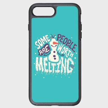 Custom iPhone Case Olaf Some People Are Worth Melting For 1naay