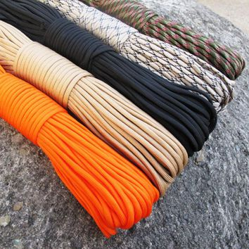 33FT(10M) Lanyard Rope Type III 7 Paracord