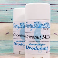 Coconut Milk Deodorant