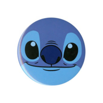 "Disney Lilo & Stitch Face 3"" Pin"