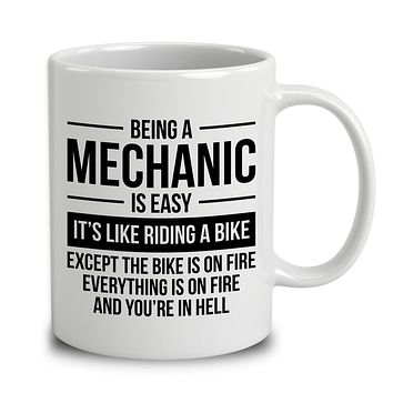 Being A Mechanic