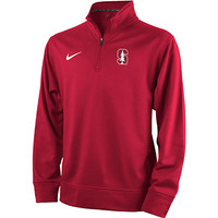 Nike Stanford University Youth Dri-Fit 1/4 Zip Top | Stanford University
