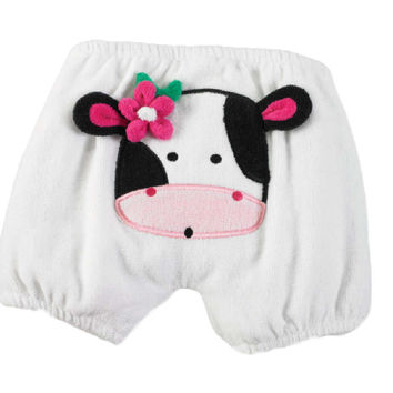 Mud Pie-Cow Diaper Cover