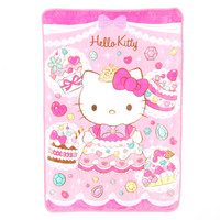 Hello Kitty Blanket: Sweet Princess