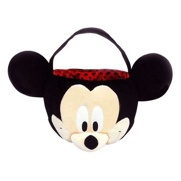 Disney's Mickey Mouse Trick-or-Treat Bag by Jumping Beans
