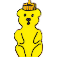 Honey Bear Pin