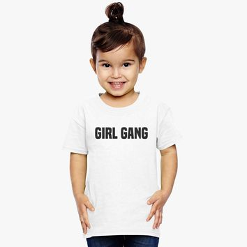 Girl Gang Toddler T-shirt