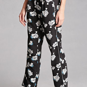 Miss Truth Floral Pants