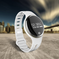 E07 Sports Waterproof Bluetooth Smart Wristband Watches For iPhone 4S/5/5C/5S/6/6S/6 Plus For Samsung XIAOMI Sony LG Smartphones