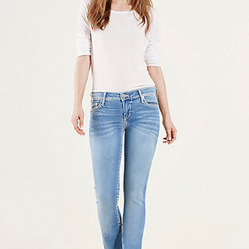 CORA STRAIGHT SUPER T WOMENS JEAN