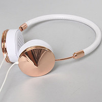 Frends Headphones The Layla Headphone in Rose Gold White