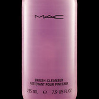 M·A·C Cosmetics | Products > Face > Brush Cleanser