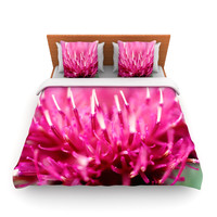 "Beth Engel ""Frosted Tips"" Fleece Duvet Cover"